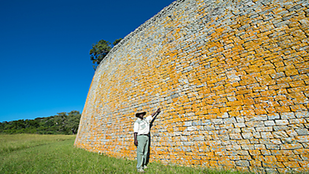 Zimbabwe-&-Botwana-Camping-Safari---Great-Zimbabwe-Monument